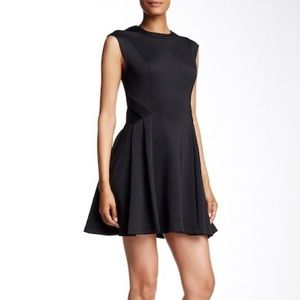 NWT Ted Baker Nistee Neoprene Flared Skater Dress